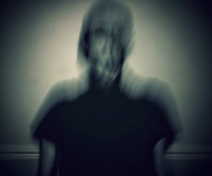 dark, insanity, and solitude image