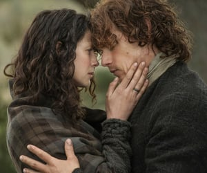 couples, scotland, and claire and jamie image