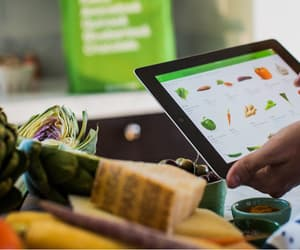 grocerywebsitedevelopment, grocery, and food delivery app image