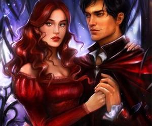 fantasy, penellaphe balfour, and kieran image
