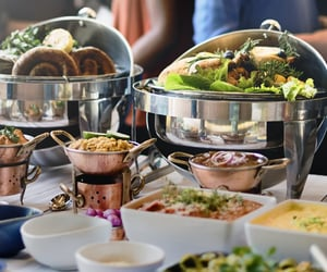 cuisine, outdoor catering, and food image