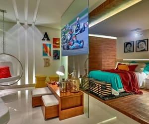 decor, rich home, and decoration image