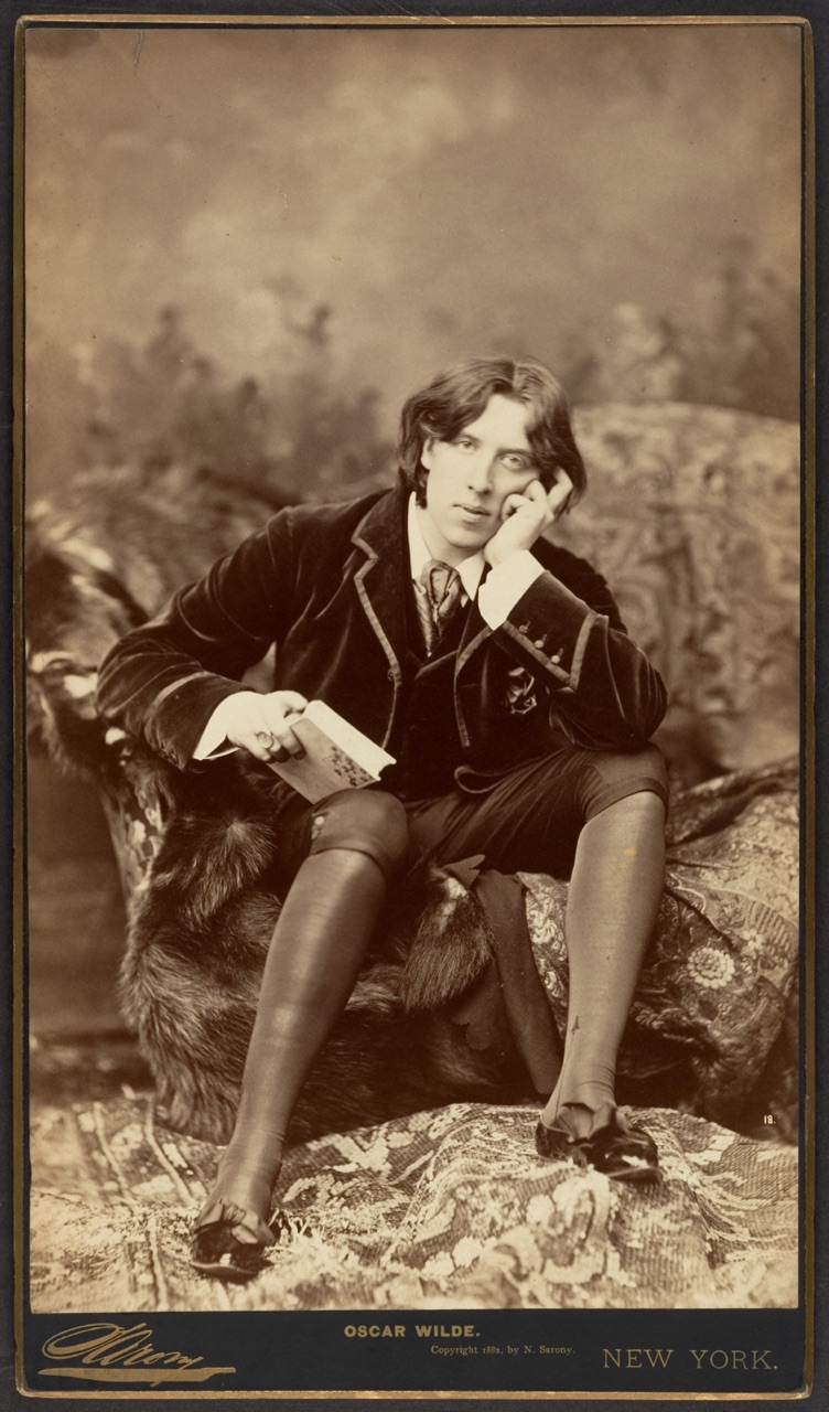 1800s, literature, and oscar wilde image