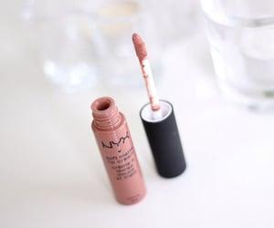 beauty, makeup, and matte image
