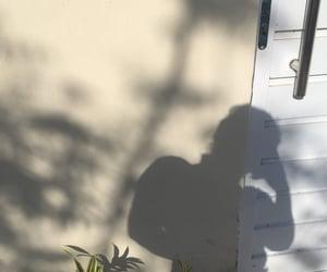 girl, inspiration, and shadows image