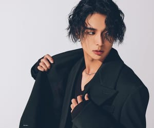 handsome, japanese, and idol image