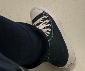 converse, platform, and school image