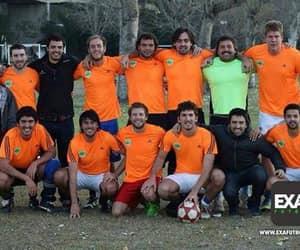 nicolas riera and exa futbol image