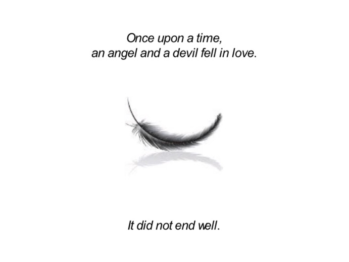 angel, love story, and and bone image
