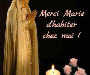 marie, mere, and catholique image