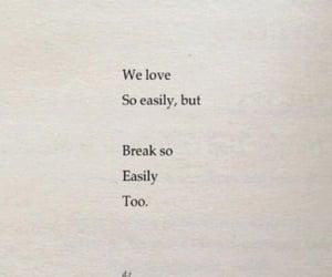 broken, words, and deep image