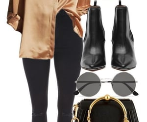 clothes, outfit, and luke hemmings image