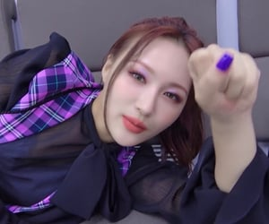 dreamcatcher, lee siyeon, and kpop image