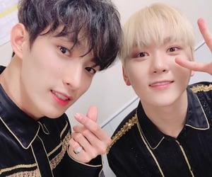 DK and seungkwan image