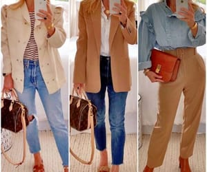 blazer, classy, and office image