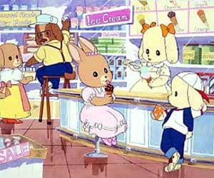 anime, maple town, and аниме image