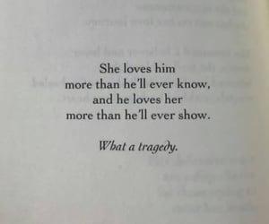 him, quote, and sad image