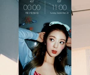 JYP, lia, and femaleidols image