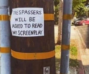 funny, lol, and sign image
