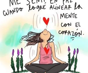feliz, paz, and vida image