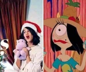 disco, lilo & stitch, and lol image