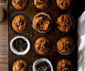 Chocolate Chip Pumpkin Muffins | Baran Bakery