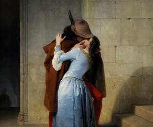 romanticism, art, and Francesco Hayez image