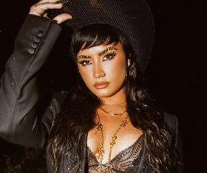 demi lovato, flawless, and dancing with the devil image