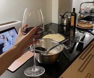 food, wine, and cooking image