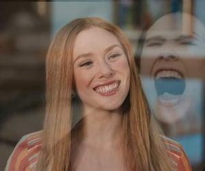elizabeth olsen, funny, and mood image