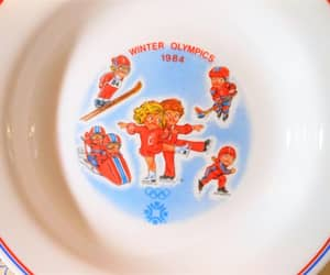 etsy, akitschisjustakitsch, and campbells soup bowl image