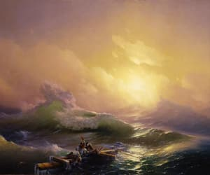 art, classic art, and ivan aivazovsky image