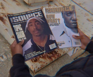 biggie, theme, and magazines image