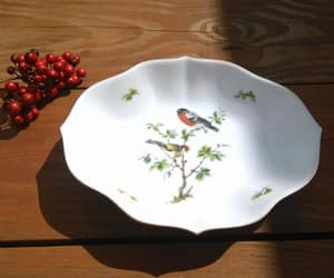 etsy, german pottery, and vintage kaiser bowl image