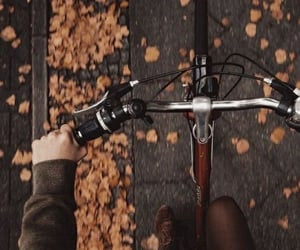 #autumn #aestetich #weheartit #pinterest #bike #girls #beauty #style
