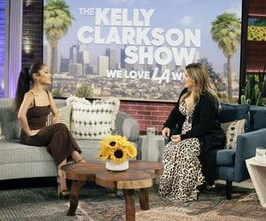 Ariana Grande X The Kelly Clarkson Show