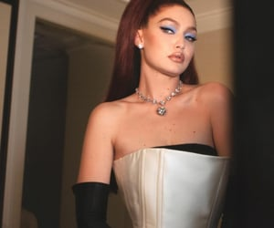 Couture, jewelry, and models image