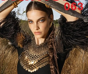 beauty, magazine, and model image