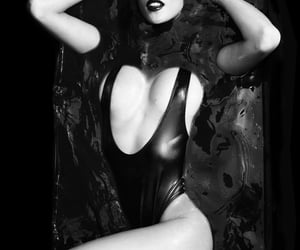 alessandra ambrosio, dark, and Hot image