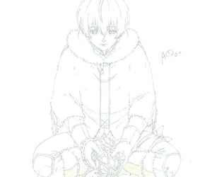 beautiful, anime, and draw image