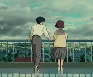aesthetic, anime, and ghibli image