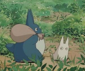 aesthetic, anime, and My Neighbor Totoro image