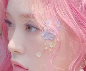 aesthetic, fairy, and pink image