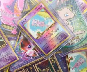 pokemon, aesthetic, and mew image