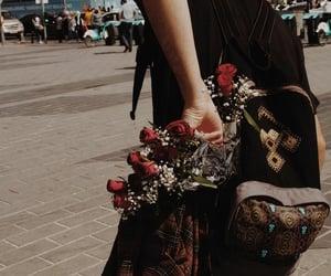 analog, fashion, and rose image
