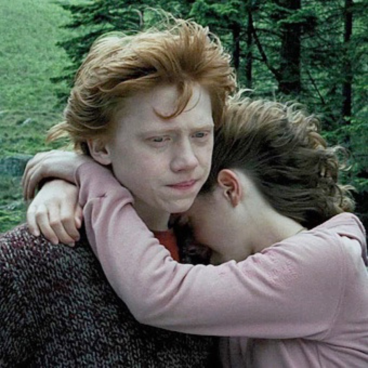 harry potter and romione image