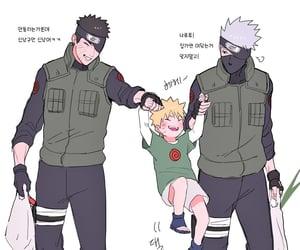 akatsuki, kakashi, and tobi image