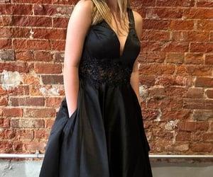 dresses, evening dress, and formal dress image