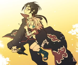 akatsuki, sakura haruno, and sakura uchiha image