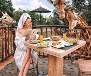 luxury life, life is wonderful, and feminism power image